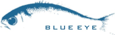Blue Eye Takeaway Logo